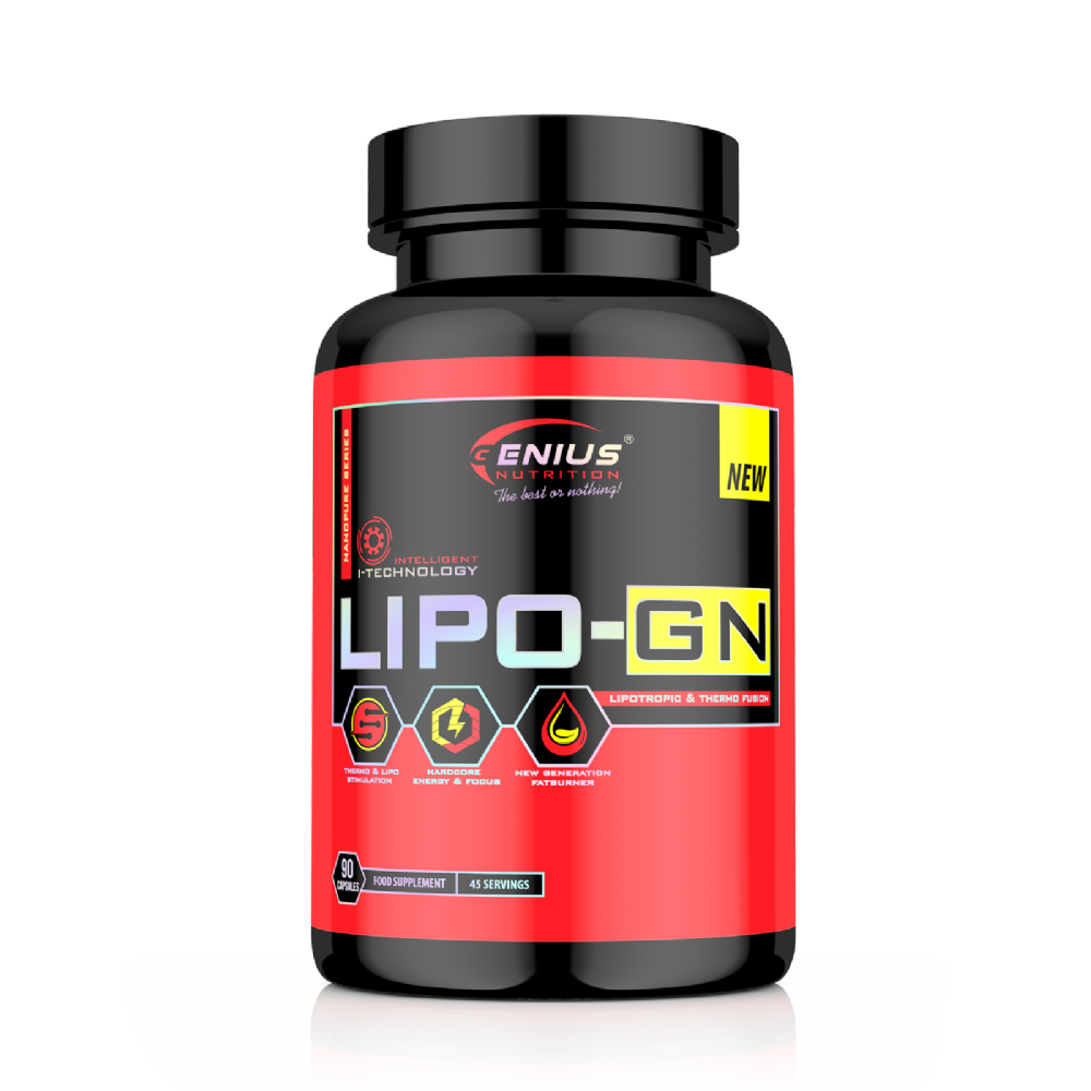 Genius Nutrition Lipo-GN
